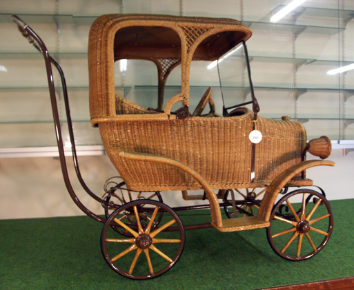 1908 Model T baby carriage